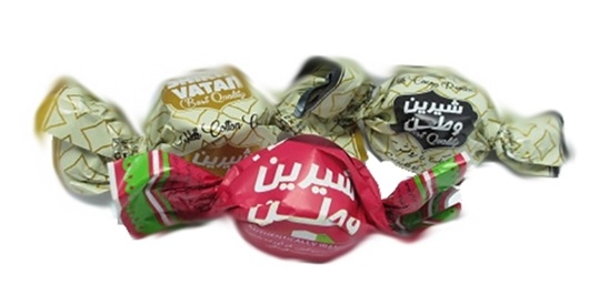 فروش عمده پشمک شیرین وطن