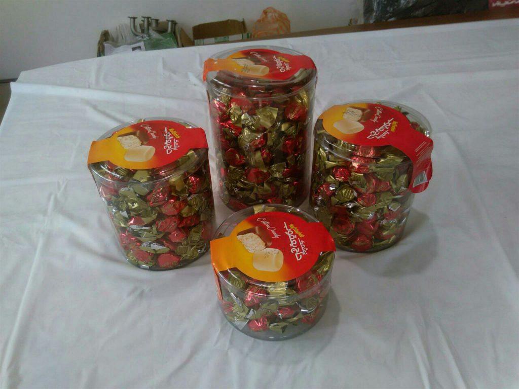 مرکز فروش پشمک حاج یعقوب