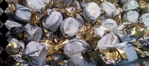 فروش شکلات پشمک