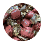 پشمک طعم دار شکلاتی
