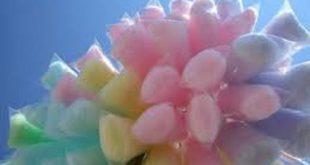 پشمک میوه ای الیافی