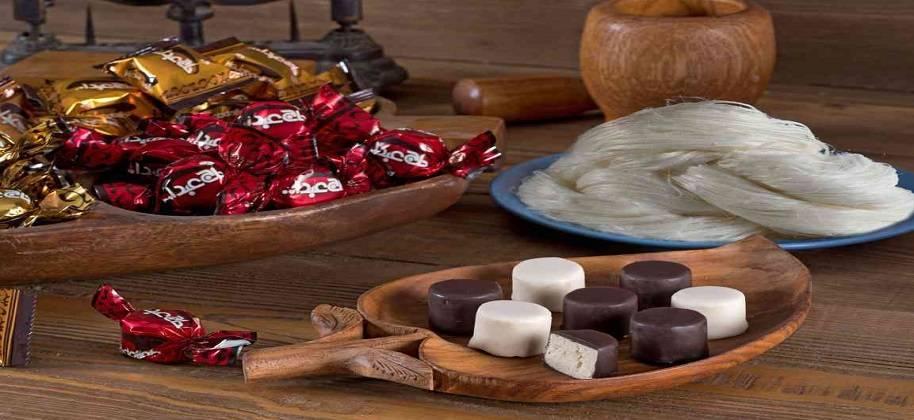 پشمک صادراتی
